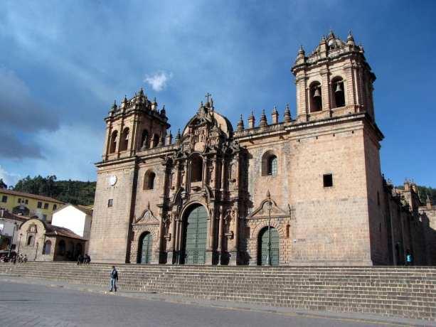 Onde ficar em Cusco - Plaza de Armas