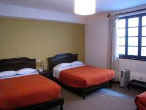 Onde ficar em Cusco - Quarto do Loreto Boutique Hotel