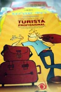 Livros para presentear - Confissões de um turista profissional
