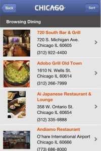 Choose Chicago - Restaurantes