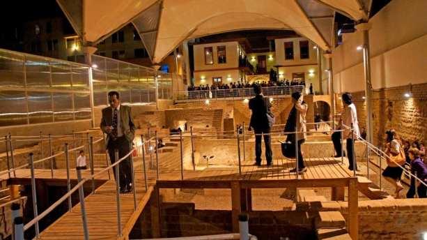 Museu Bodega y Quadra - Inauguração