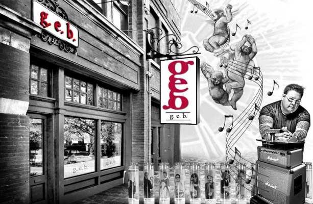 Restaurantes em Chicago - GEB