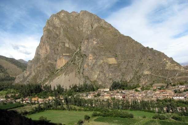 Valle Sagrado - Ollantaytambo