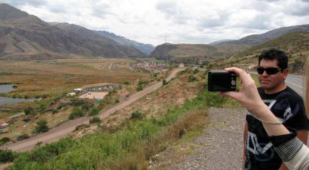 Agência de viagem do Peru - Nosso guia particular
