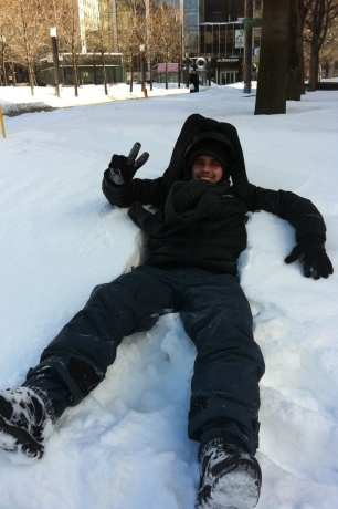 Fotos Jacu - A primeira neve fofa a gente nunca esquece