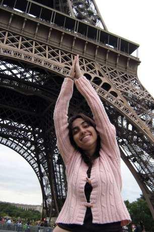 Fotos Jacu - Sou uma Torre Eiffel