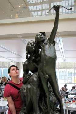 Fotos Jacu - Metropolitan Museum - O que será que tem lá?