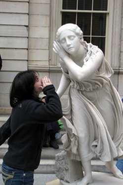 Fotos Jacu - Metropolitan Museum - Quem cochicha o rabo espixa