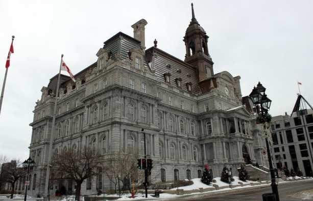 Onde ficar em Montreal - Old Montreal - prédio