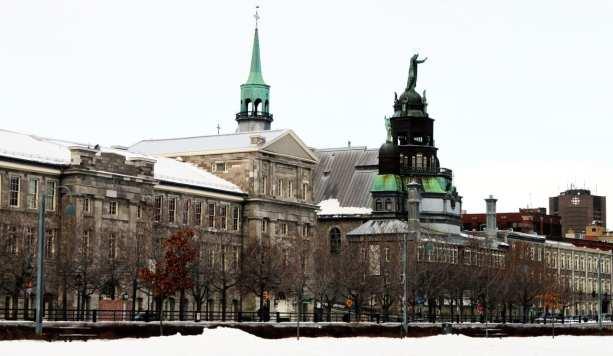 Onde ficar em Montreal - Old Montreal - Old Port