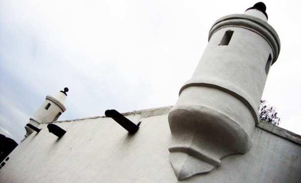 Ouro Preto na Pascoa - Museu de Ciência e Técnica da Escola de Minas parede