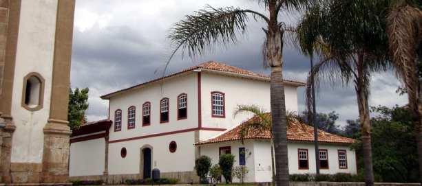 Ouro Preto na Pascoa - Museu do Oratório