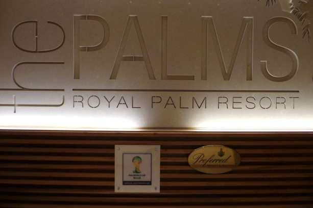 Royal Palm Plaza - Parceiro da Fifa para receber um dos times para a Copa de 2014