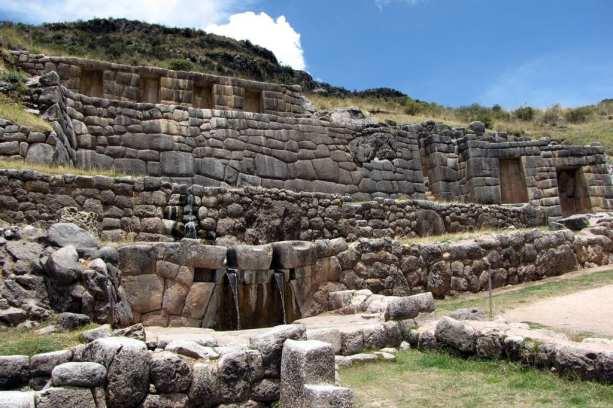 Valle Sagrado - Tambomachay