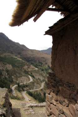 Valle Sagrado - Pisac - caminhos