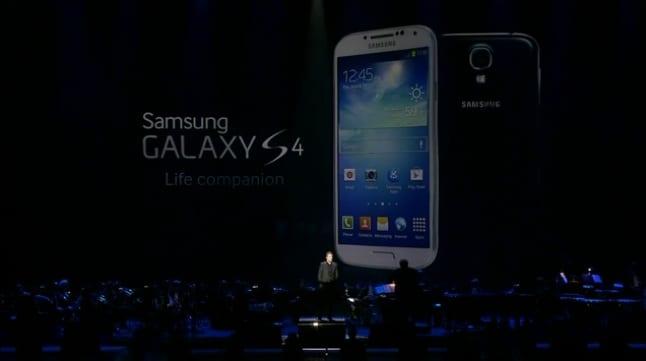 Samsung Galaxy S4 - Apresentação do Aparelho