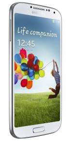 Samsung Galaxy S4 - Lateral