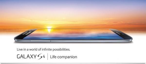Samsung Galaxy S4 - Life Companion - Companheiro para a vida