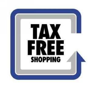 Tax Free Shopping