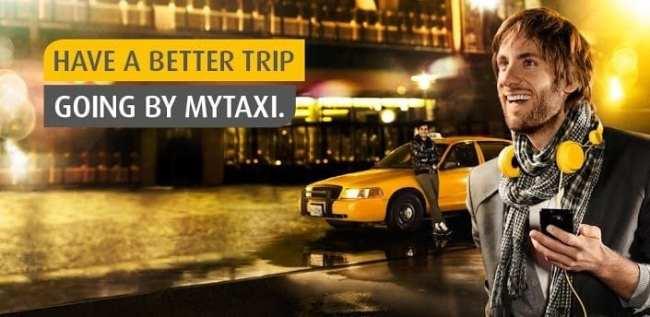 Apps de Táxi - My Taxi