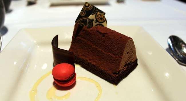 Comer bem em Montreal - Verses Restaurant - sobremesa