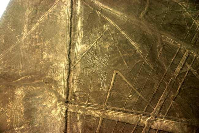 Roteiros pelo Peru: Linhas de Nazca