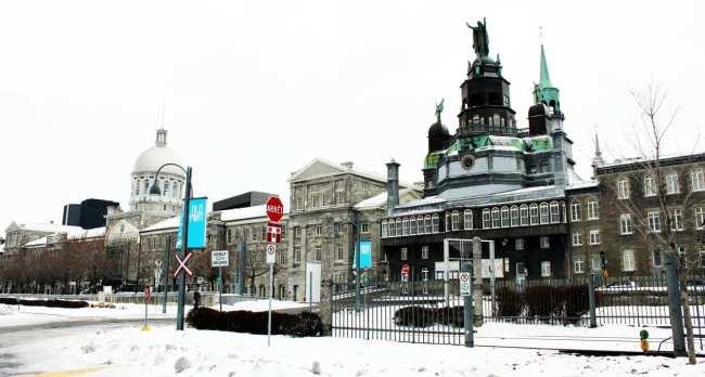 Roteiros de Montreal - Orla do Old Port