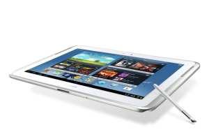 Samsung Galaxy Note 10.1 - versão branca