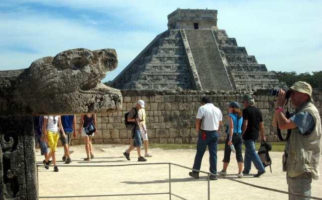Sundaycooks no Mexico - Chichén-Itzá, Yucatan