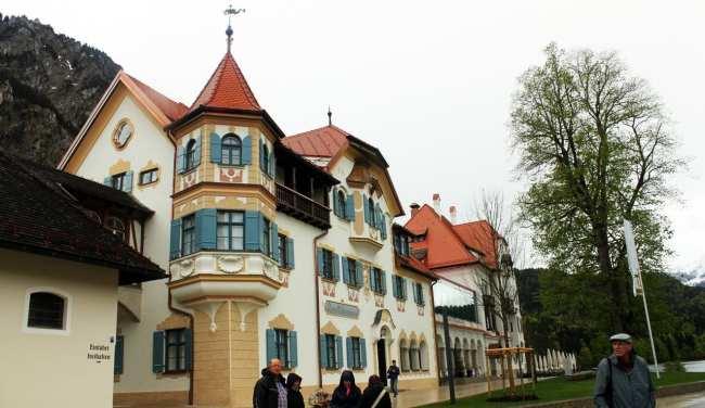Castelos da Alemanha - Construções de Füssen