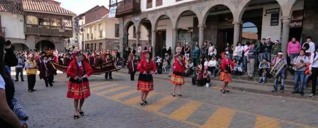 Inti Raymi - Danças típicas 03