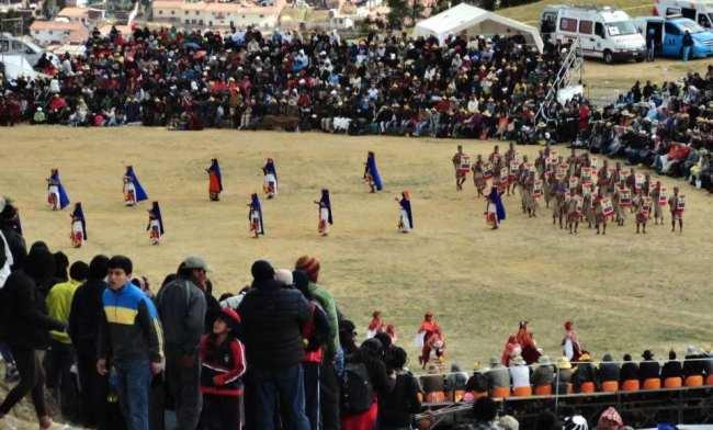 Inti Raymi - Um pouco mais das apresentações