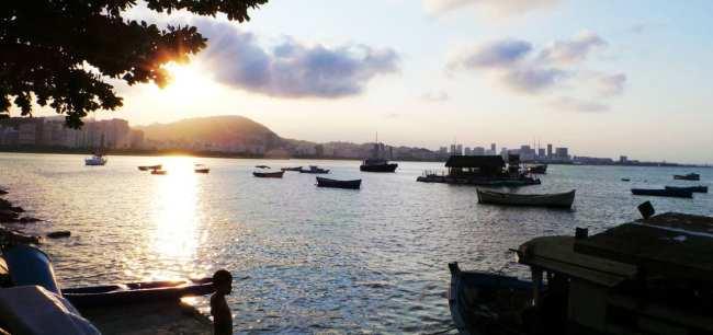 Roteiro de Botecos no Rio de Janeiro - Pôr do Sol na Urca