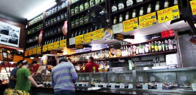 Roteiro de Botecos no Rio de Janeiro - Adega Pérola