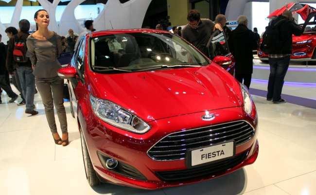 Salão do Automóvel - New Fiesta