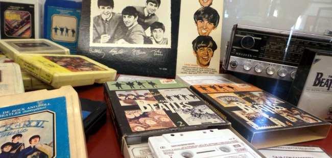 Salão do Automóvel - Museu dos Beatles