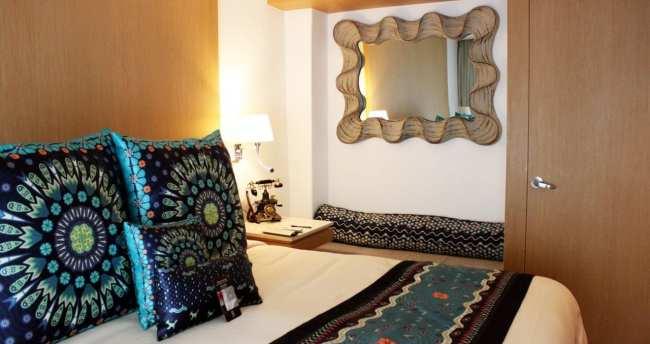 Hotel Maria Condesa - quarto 02