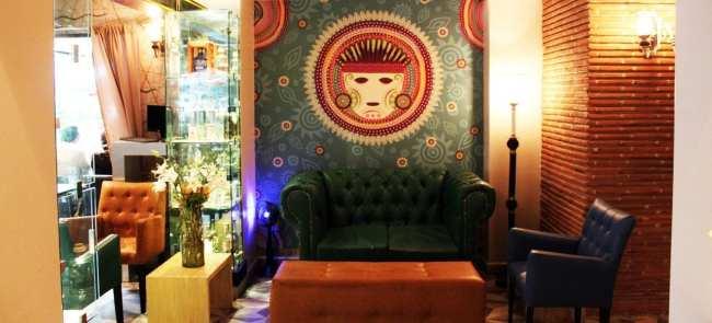 Hotel Maria Condesa - lobby