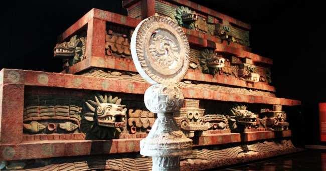 Museu Nacional de Antropologia - Teotihuacán 02