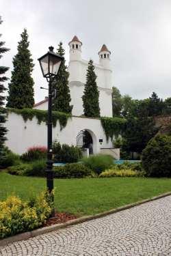 Novy Jicín - Castelo