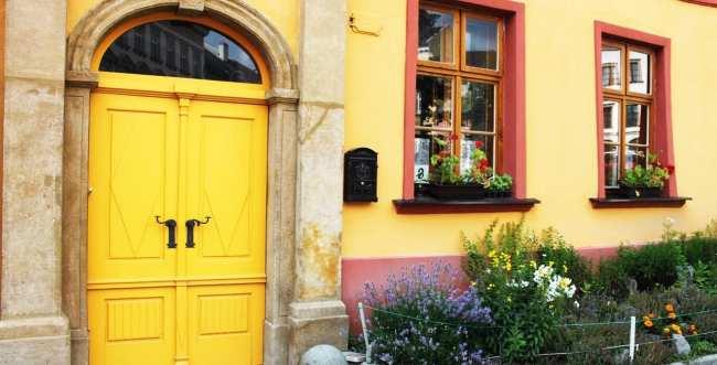 Olomouc - casinhas