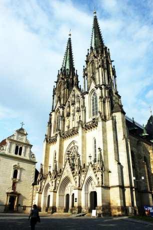 Olomouc - Catedral de São Venceslau 02
