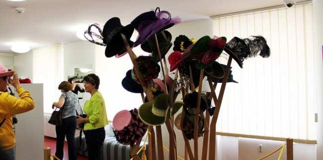 Road trip pela República Tcheca - Museu do chapéu em Novy Jicin