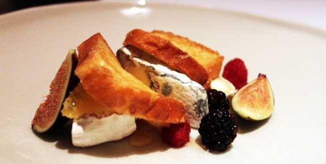 Restaurantes na Cidade do México - Pujol: sobremesa