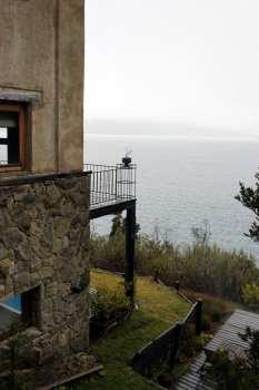 Hotéis Villa la Angostura - Correntoso: Chá da tardeHotéis Villa la Angostura - Luma: Vista do lago
