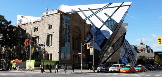 O que fazer em Toronto - Royal Ontario Museum