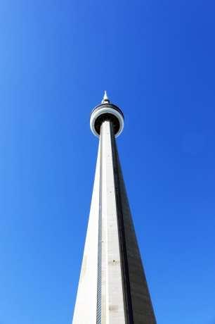 O que fazer em Toronto - CN Tower