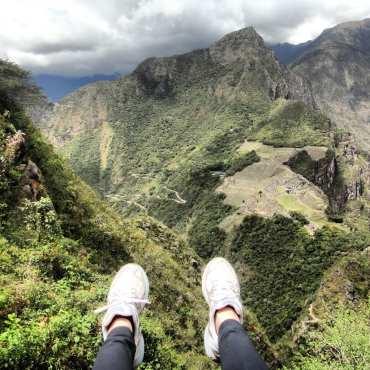 Viagem ao Peru pela Giovanna - Huayna Picchu
