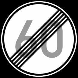 Dicas para dirigir na Alemanha - Velocidade liberada