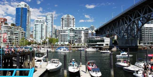 Dicas e roteiros de Vancouver - skyline